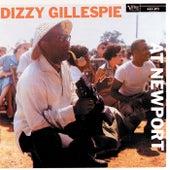Dizzy Gillespie At Newport by Dizzy Gillespie