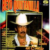 El Mero Leon del Corrido, Vol. 10 de Beto Quintanilla