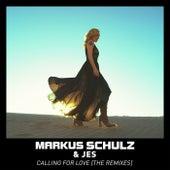 Calling for Love - The Remixes de Markus Schulz