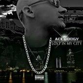 LOST IN MY CITY von Aceboogy