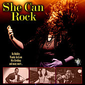 She Can Rock by Various Artists