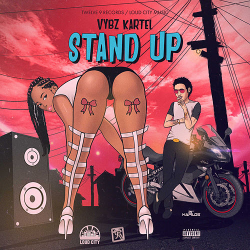 Stand Up (Remix) by VYBZ Kartel