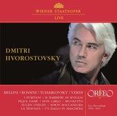 Wiener Staatsoper Live: Arias of Bellini, Rossini, Tchaikovsky & Verdi von Various Artists
