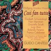 Mozart: Così fan tutte, K. 588 (Live) von Various Artists