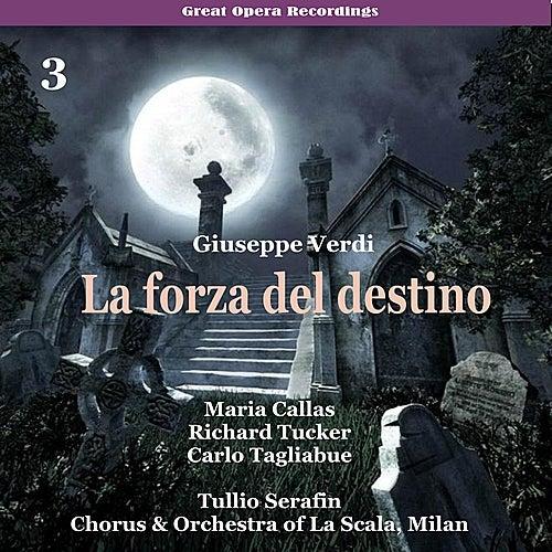 Verdi - La forza del destino [1954], Volume 3 by Milan Chorus of La Scala