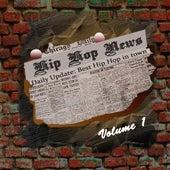 Hip Hop News, Vol. 1 de Various Artists