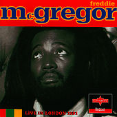 Live In London 1991 by Freddie McGregor
