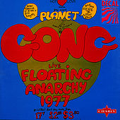Floating Anarchy 1977 (Live) de Gong