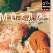 Mozart - The Marriage of Figaro - Highlights by Various Artists