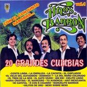 20 Grandes Cumbias, vol. 1 de Los Hermanos Barrón