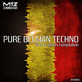 Pure Belgian Techno - EP by Various Artists