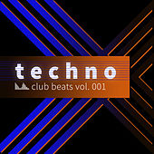 Techno (Club Beats Vol.001) de Various Artists