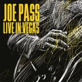 Live In Vegas van Joe Pass