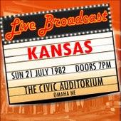 Live Broadcast -  21st July 1982  The Civic Auditorium de Kansas