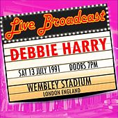 Live Broadcast - 13th July 1991  Wembley Stadium by Debbie Harry