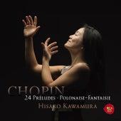 Chopin: 24 Préludes & Polonaise-Fantaisie von 河村 尚子