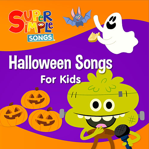 Halloween Songs for Kids by Super Simple Songs
