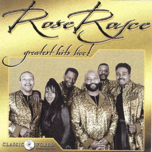 Greatest Hits Live de Rose Royce