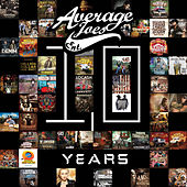 Average Joes: 10 Years de Various Artists
