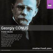 Conus: Piano Music by Jonathan Powell