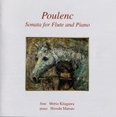 Poulenc: Sonata for Flute & Piano, FP 164 by Morio Kitagawa