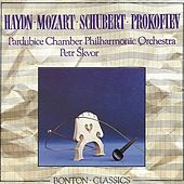 Haydn, Mozart, Schubert, Prokofiev: Works for Orchestra by Pardubice Chamber Philharmonic Orchestra