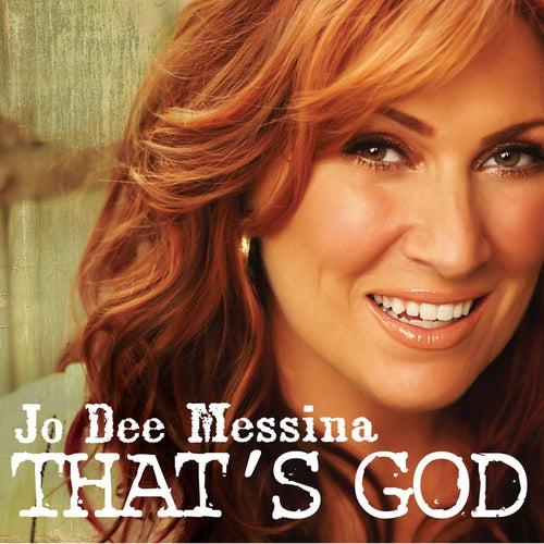 That's God (Single) by Jo Dee Messina