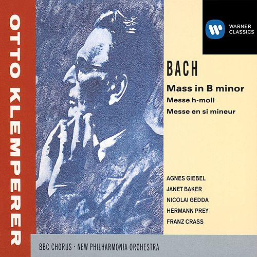 Bach - Mass in B minor by Hermann Prey