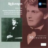 Bach: Sonatas & Partitas for solo violin by Yehudi Menuhin