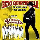 El Mero Leon Del Corrido by Beto Quintanilla