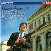 Mozart, Hummel & Weber: Bassoon Concertos by Michael Werba