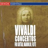 Vivaldi: Concerto for Guitar In D and In C, Concerto for Flute and Guitar In C and In G & Concerto for Mandolin, RV 425 de Various Artists