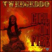 Girl On Fire by TweeGeddo