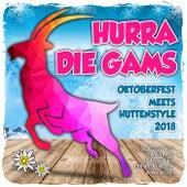 Hurra die Gams - Oktoberfest meets Hüttenstyle 2018 (Die besten Party Schlager Hits zum Feiern auf der Wiesn und beim Apres Ski 2019) von Various Artists