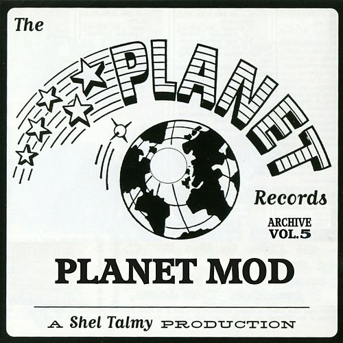 The Planet Records Archive Vol 5 Planet Mod Von Various Artists