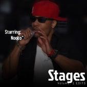 Stages: Volume de Nocko