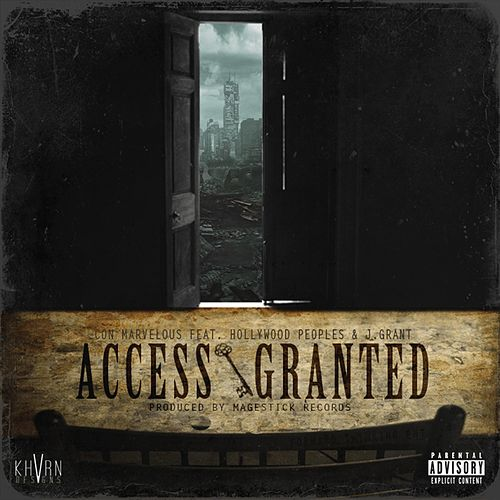 Access Granted by Con Marvelous
