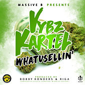 Massive B Presents: WHATUSELLIN' by VYBZ Kartel