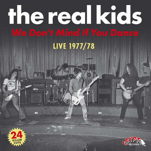 We Don't Mind If You Dance by The Real Kids