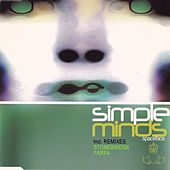 Spaceface (Remixes) von Simple Minds