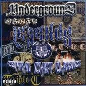 Underground Barrio Legends by Triple C