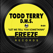 Let Me Tell You Somethinn by Todd Terry