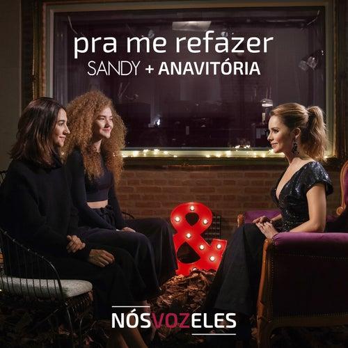 Pra Me Refazer by Sandy