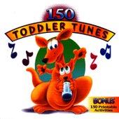 150 Toddler Tunes de Kidzup Music