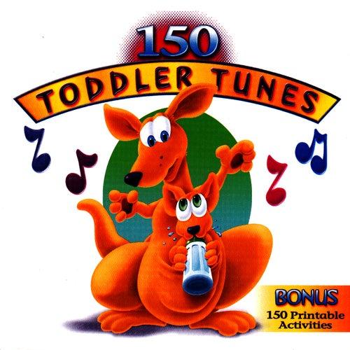 150 Toddler Tunes by Kidzup Music