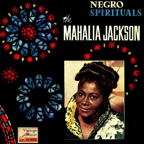 Vintage World No. 90 - EP: Negro Spirituals by Mahalia Jackson
