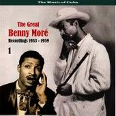 The Music of Cuba - The Great Benny Moré / Recordings 1953 - 1959, Volume 1 de Beny More