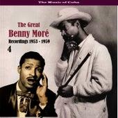 The Music of Cuba - The Great Benny Moré / Recordings 1953 - 1959, Volume 4 de Beny More