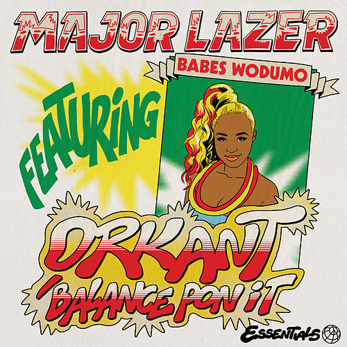 Orkant/Balance Pon It by Major Lazer