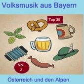 Top 30: Volksmusik aus Bayern, Österreich und den Alpen, Vol. 2 by Various Artists